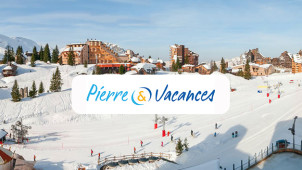 Extra 10% off Bookings at Pierre & Vacances