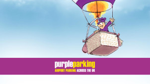 Up to 50% off Airport Parking at Purple Parking