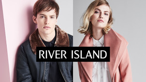10% Off First Orders with Newsletter Sign Ups at River Island