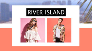 Take Me to the Island: New Summer Styles Available Now at River Island