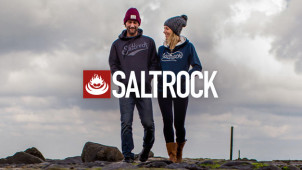 Up to 50% Off Saltrock Clothing at Saltrock