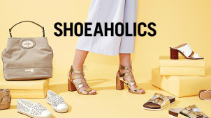 Extra £10 Off Orders Over £50 This Bank Holiday at Shoeaholics