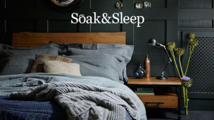 20% Off Orders Over £85 Plus Extra 10% Off at Soak & Sleep