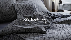 Up to 60% off in the Soak & Sleep Winter Sale
