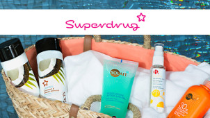 New to Superdrug: Save on your Holiday Essentials at Superdrug