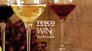 25% off Wine Cases Over £60 on Selected Orders of 2 or More at Tesco WIne by the Case