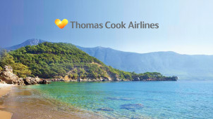 Payday Spring Sunshine Sale - £20 Off Selected Flights at Thomas Cook Airlines