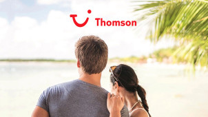 £100 off Per Booking on Summer 2017 Holidays With Up to 10% off Online Bookings at Thomson Holidays