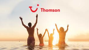 £100 Off Summer Breaks Online at Thomson