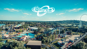 Enjoy 40% Off With Online Bookings at Thorpe Park