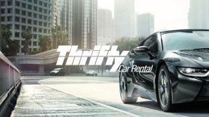 30% Off Pay on Arrival Rates at Thrifty Car Rental UK