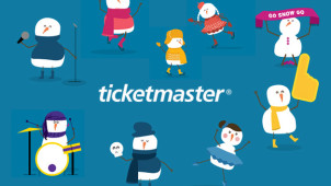 £10-£200 Ticketmaster Digital Gift Cards at Giftcloud