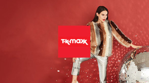 Up to 80% Less on Clearance Items at TK Maxx
