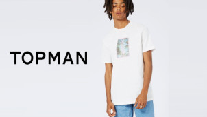 15% OFF New Stock at Topman!