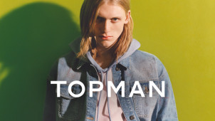 Up to 50% Off in the Sale at TOPMAN
