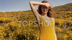 10% Off First Orders with Newsletter Sign Up at TOPSHOP