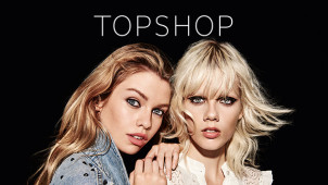 £15 Off in the Spring Sale at TOPSHOP