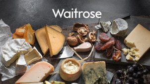 £15 Off First Online Grocery Shop with Orders Over £75 Plus Free Delivery at Waitrose
