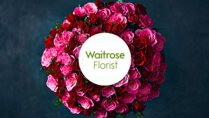 10% Off Flowers and Plants at Waitrose Flowers