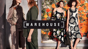 20% off Full Priced Orders at Warehouse