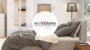 Up to 80% off Black Friday Extended Sale + Extra 10% off Orders at Worldstores