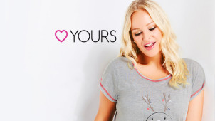 10% Off First Orders over £20 at Yours Clothing