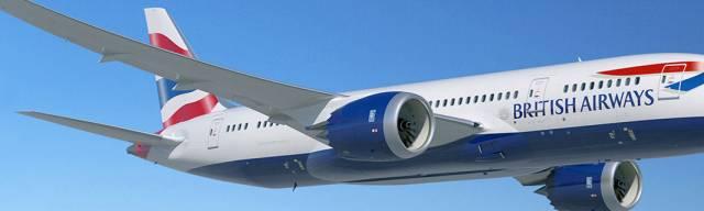British Airways Gutschein