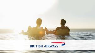 City Breaks from £99pp (Flight + 2 nights) at British Airways