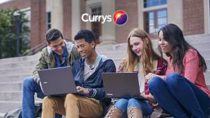 Up to 50% off Orders Online and In Store - Plus Up to £200 off Selected Windows Laptops at Currys
