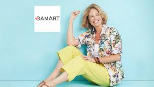 15% off Orders Over £50 at Damart