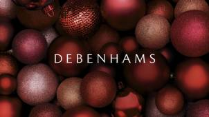 Debenhams Win £500 to Spend at Debenhams