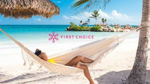 Up to 10% off Online Bookings at First Choice