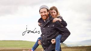 25% off Orders at Joules