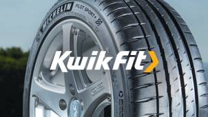10% off Combined Service and MOT Bookings at Kwik Fit