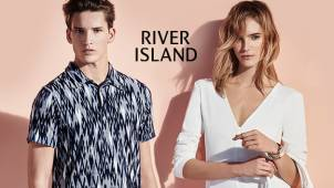10% off First Orders with Newsletter Sign Up at River Island