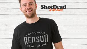 10% off Orders at Shot Dead In The Head