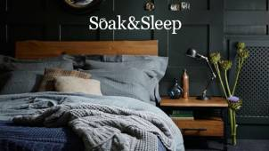 Extra 10% off Orders Over £75 at Soak & Sleep