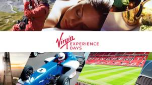 23% off - Including Driving, Dining, Days Out and Spa Experiences at Virgin Experience Days