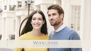 15% off Orders  at Woolovers